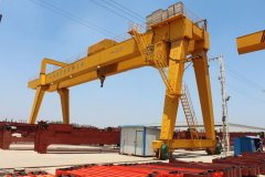 Intelligent crane automatic identification