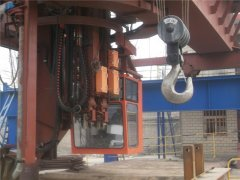 Overhead Bridge Crane Hooks Notes