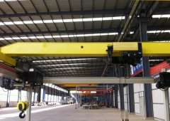 European Single Girder Overhead Crane Design