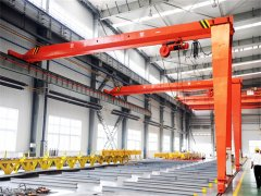 Semi gantry crane technical requirements