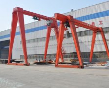 Traveling gantry crane selection
