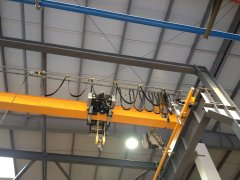 Overhead crane inverter installation precautions