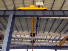 What does industrial crane machine stability refers