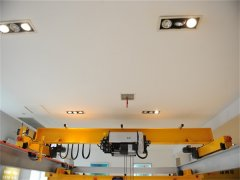 New European overhead crane products