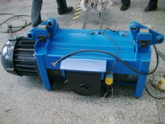 How to repair electric wire rope hoist?