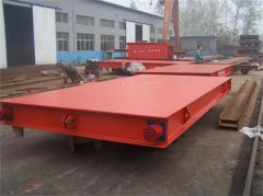 Cable Rail Transfer Cart