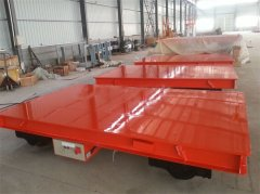 Low Voltage Rail Transfer Cart