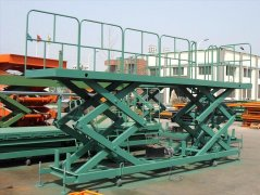 Fixed Hydraulic Scissor Lift