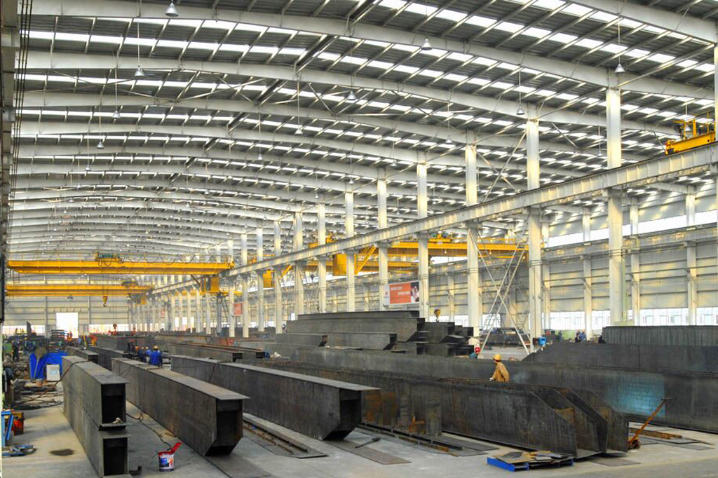 Steel Structure Processing